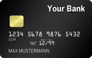 credit card germany